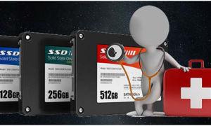 Ресурс SSD диска (tbw) и продление срока его службы