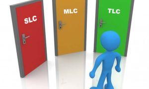 С какой памятью лучше SSD — MLC или TLC