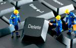 Как принудительно удалить файл, который не удаляется