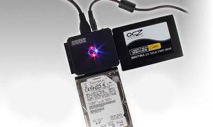 Как правильно подключить жесткий диск от компьютера к ноутбуку через USB