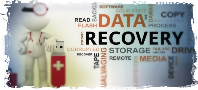Восстановление удаленной информации с флешки