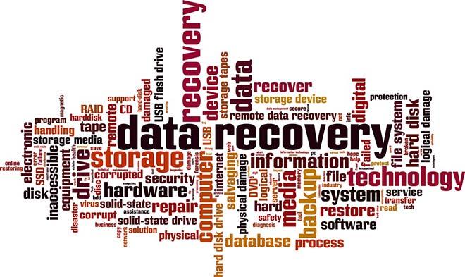Восстановление стертых данных с HDD