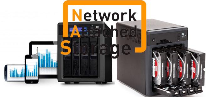 network storage для дома